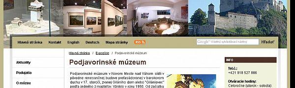 Podjavorinské múzeum