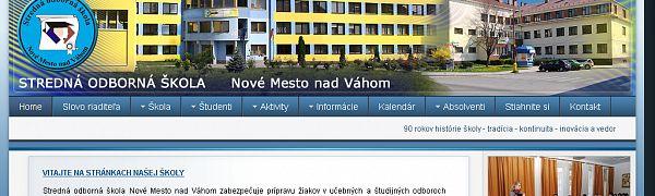 Soš Piešťanská Nové Mesto Nad Váhom
